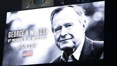 Gulf war, Cold War, US President, George hw bush