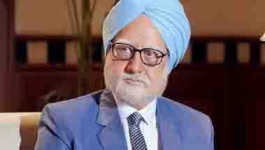 Sanjaya baru, Congress, Manmohan Singh, The Accidental Prime Minister
