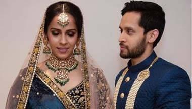 Celebrities, Wedding, Badminton, Saina Nehwal