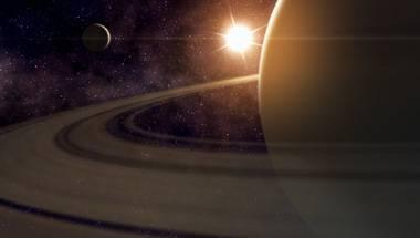 NASA, Sun, Rings, Solar system