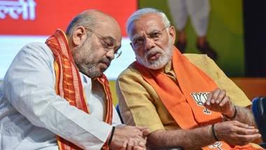 Lalu Yadav, Nitish Kumar, Narendra Modi, Rahul Gandhi