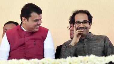 Devendra Fadnavis, Narendra Modi, Uddhav Thackeray, BJP
