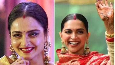 Bollywod, Marriage, Deepika Padukone, Rekha