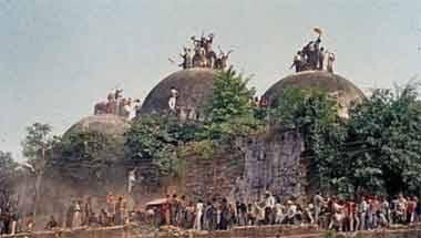 2019 Lok Sabha elections, Babri Masjid demolition, Ram Janmabhoomi, Ayodhya verdict