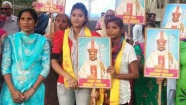 Franco mulakkal, Kerala nun rape, Catholic Church, Sexual abuse of nuns
