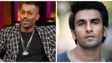 Karan Johar, Hardik Pandya, Bollywood, Cricket
