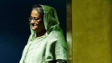 Shahidul alam, Sheikh Hasina, Awami League, Bangladesh elections