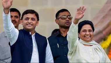 Mayawati, UP, BSP, BJP