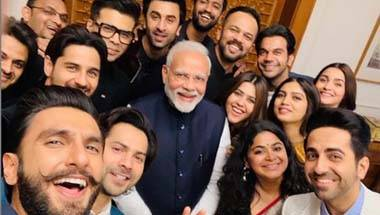 The Accidental Prime Minister, Narendra Modi, Karan Johar, New bollywood
