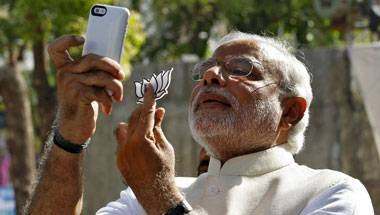 Congress, Priyanka Gandhi, Instagram, BJP