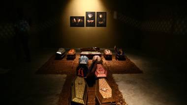 Terrorism, Art, Paradise lost, Kashmir