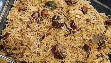 Food, Biryani, Rampur, Rampuri pulao shahjahani