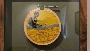 Art, Avijit dutta, Bapi das, Kochi-muziris biennale