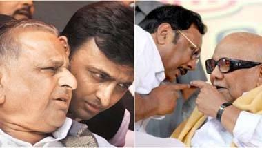 Lok Sabha elections 2019, Jayant Sinha, Yashwant Sinha, Akhilesh-Mulayam