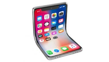 Samsung, Oled, Foldable display, Apple