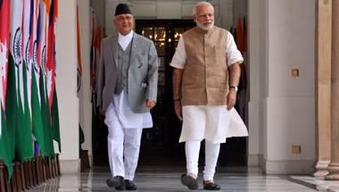 KP Oli, Diplomacy, BJP, Narendra Modi