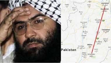Jaish-e-mohammed, Masood Azhar, Pulwama, Surgical strike