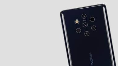 Nokia, Huawei, Apple, Samsung