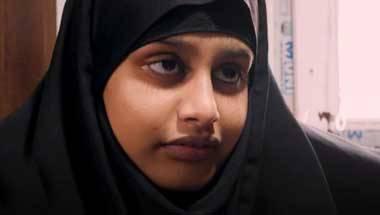 Radicalisation, Britain, ISIS, Shamima begum