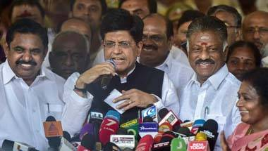 Lok Sabha polls 2019, Aiadmk-bjp alliance, AIADMK