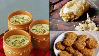 Holi food, Holi celebration, Holi parties, Bhaang