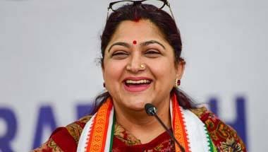 AIADMK, DMK, Khushbu sundar, Congress