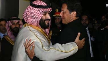 China, Pakistan, Imran Khan, Mohammed bin salman