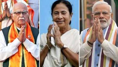 Political alliances, Extremists, Babri Masjid demolition, Mamata Banerjee