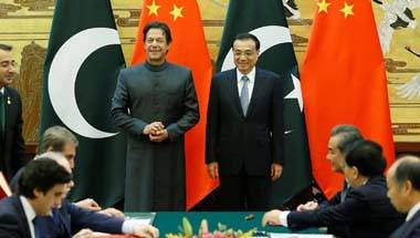 CPEC, Imran Khan, India-China Relations
