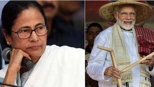Mamata Banerjee, Narendra Modi, Amit Shah, West Bengal