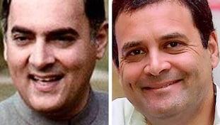 Congress president, Lok Sabha elections 2019, Rajiv Gandhi, Rahul Gandhi