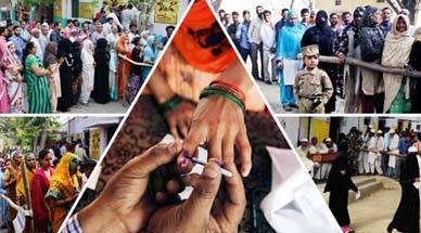 Lok Sabha elections, Exit Polls