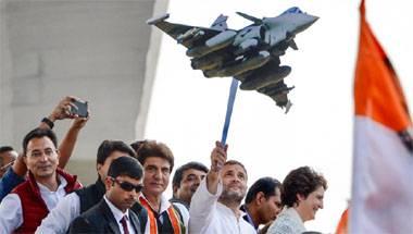 Lok Sabha elections 2019, Rahul Gandhi, Rafale, Rafale scam