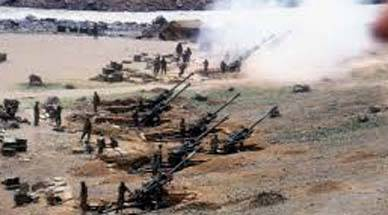 Operation vijay, Kargil war, Indian Army, Artillery