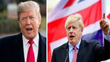 Maga, Brexit negotiations, Britain, Boris johnson britain