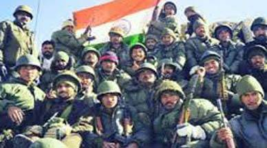 Indian Army, LoC, Kargil Vijay Diwas, Kargil war