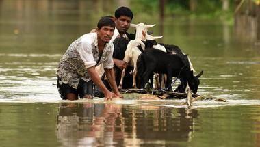 Brahmaputra, Floods, Climate change, Chennai water crisis
