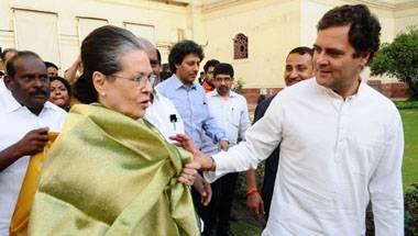 Donald Trump, Sonia Gandhi, Shashi Tharoor, Rahul Gandhi