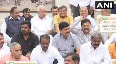 Confidence motion, BS Yeddyurappa, Kumaraswamy, Karnataka crisis