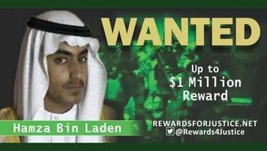 Donald Trump, Hamza bin laden, Osama Bin Laden, Al Qaeda