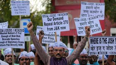 Amit Shah, Jammu and Kashmir, Twitter Reactions, Article 370 revoked