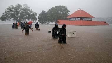 Maharashtra, Karnataka, Kerala, Floods