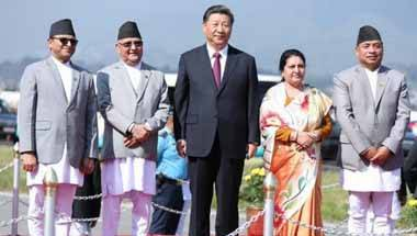 Belt and Road Initiative, China-nepal relations, Communist Party of China, Xi Jinping