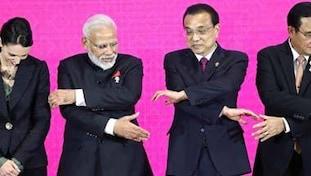 FTA, China, ASEAN, Rcep