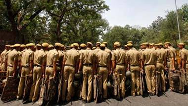 Policing in india, Indian Police, Ncrb data, Burking