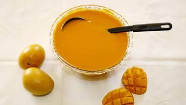 Summer, Mango, Aamras, Dailyrecco