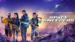 Korean cinema, K-movies, Space movies, Space sweepers