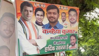 Congress, Jignesh Mevani, Kanhaiyakumar