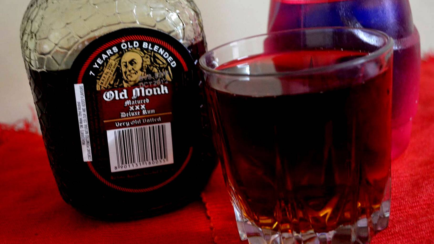 My 7 experiments with Old Monk, the rum for all seasons