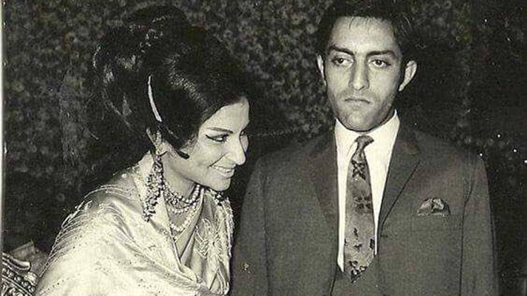 Image result for Mansoor Ali Khan Pataudi